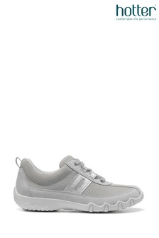 Hotter Leanne Slim Fit Lace-Up Active Trainers