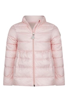 Baby Girls Pink Joelle Jacket