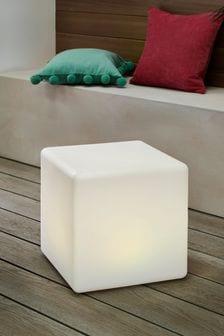 Solar Multicoloured Cube Light