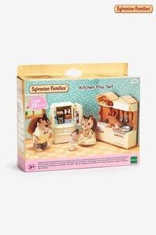Sylvanian Families Kitchen Play Set