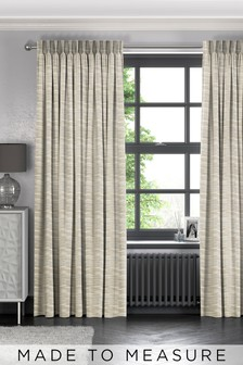 Clio Ochre Yellow Made To Measure Curtains