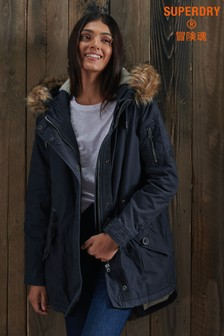 Superdry Field Parka Coat