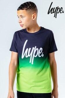 Hype. Neon Fade T-Shirt