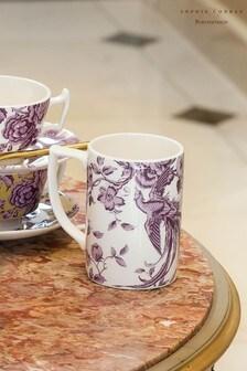 Set of 4 Spode Kingsley Mugs