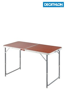 Decathlon Folding Camping Table 4 To 6 People Quechua