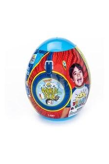 Ryans World World Tour Micro Figure Egg