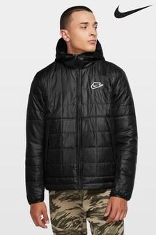 Nike Synthetic Filled Fleece Lined Jacket