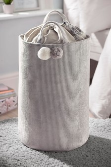 Pom Pom Cord Storage Bag