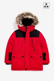 Red Parka (3-17yrs)