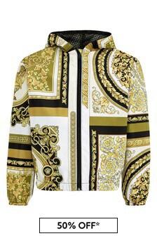 Boys White Jacket