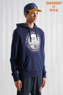 Superdry Vintage Logo NYC Photo Hoody