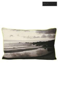 Neon Coast Cushion by Riva Home