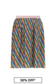Molo Girls Multicoloured Skirt