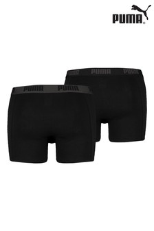 Puma® Basic Men's Boxers 2 Pack