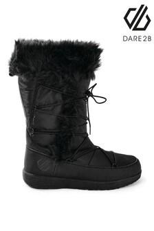 Dare 2b Black Cazis Faux Fur Boots