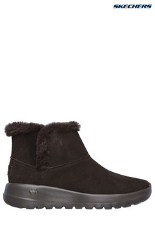 Skechers® Brown On The Go Joy Boots