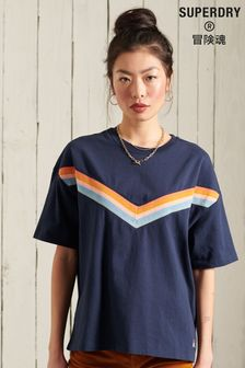 Superdry Organic Cotton Cali Oversized T-Shirt