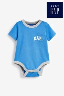 Gap Blue Bodysuit