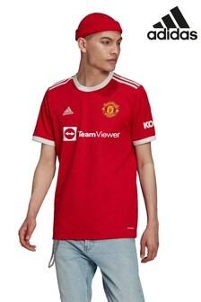 adidas Manchester United Home 21/22 Football Shirt