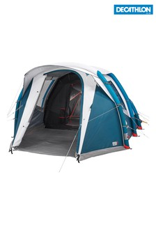 Decathlon Inflatable Tent Air Seconds 4.1 4 Person 1 Bedroom Quechua