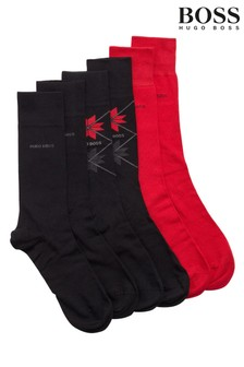 BOSS 3 Pack Gift Set Socks