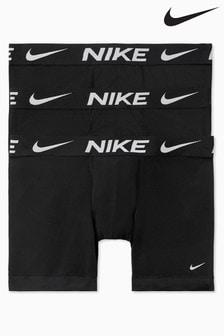 Nike Essential Micro Boxer Briefs Three Pack