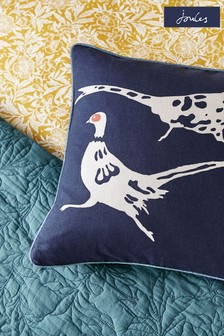Joules Pheasant Cushion