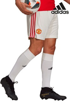 adidas Manchester United Home 21/22 Football Shorts