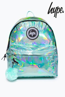 Hype. Holographic Backpack