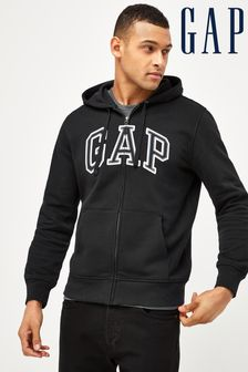 Gap Classic Logo Zip Through Hoody