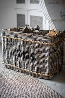 Log Basket by Garden Trading