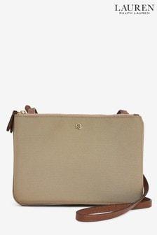 Lauren Ralph Lauren® Clay Chadwick Nylon Crossbody Bag