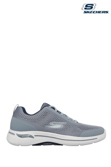 Skechers® Grey Go Walk Arch Fit Idyllic Trainers