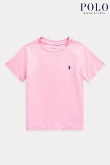 Ralph Lauren Pink Logo T-Shirt