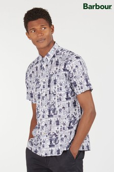 Barbour® Print 10 Short Sleeved Summer Shirt