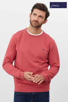 Joules Pink Quay Crew Neck Sweater