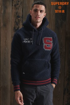 Superdry Boston Sherpa Hoody