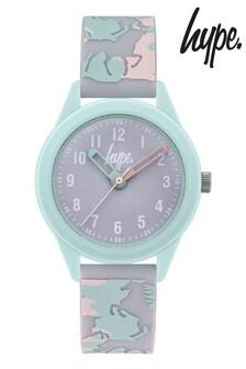 Hype. Kids Pastel Unicorn Watch