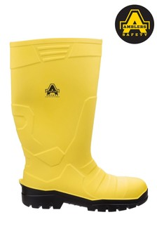 Amblers Safety AS1007 Full Safety Wellington Boots