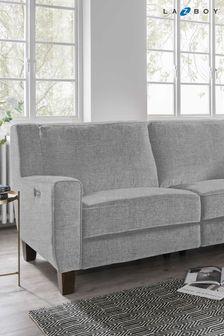 Cloud Hazel Large Recliner Sofa by La-Z-Boy