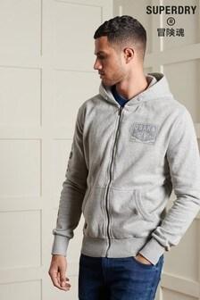Superdry Modern Workwear Zip Hoody