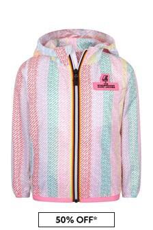 Marc Jacobs Girls Multicoloured Jacket