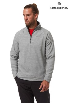 Craghoppers Cloud Grey Turo Fleece
