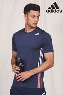 adidas Ink 3 Stripe T-Shirt