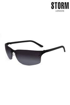 Storm Penthus Purple Lens Sunglasses