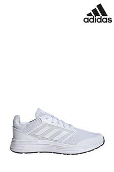 adidas Run White Galaxy 5 Trainers