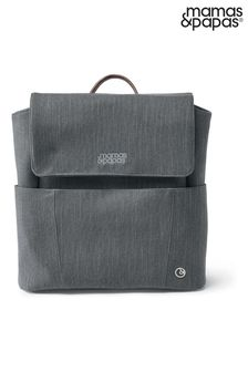 Strada Changing Bag in Grey Mist by Mamas and Papas