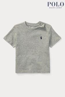Ralph Lauren Jersey Logo T-Shirt
