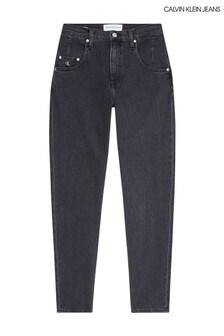 Calvin Klein Jeans Black Mom Jeans