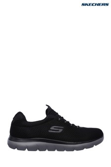 Skechers® Black Summits Sports Trainers